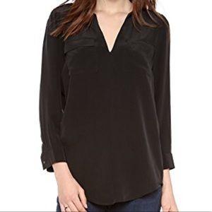 Joie Marlo silk blouse
